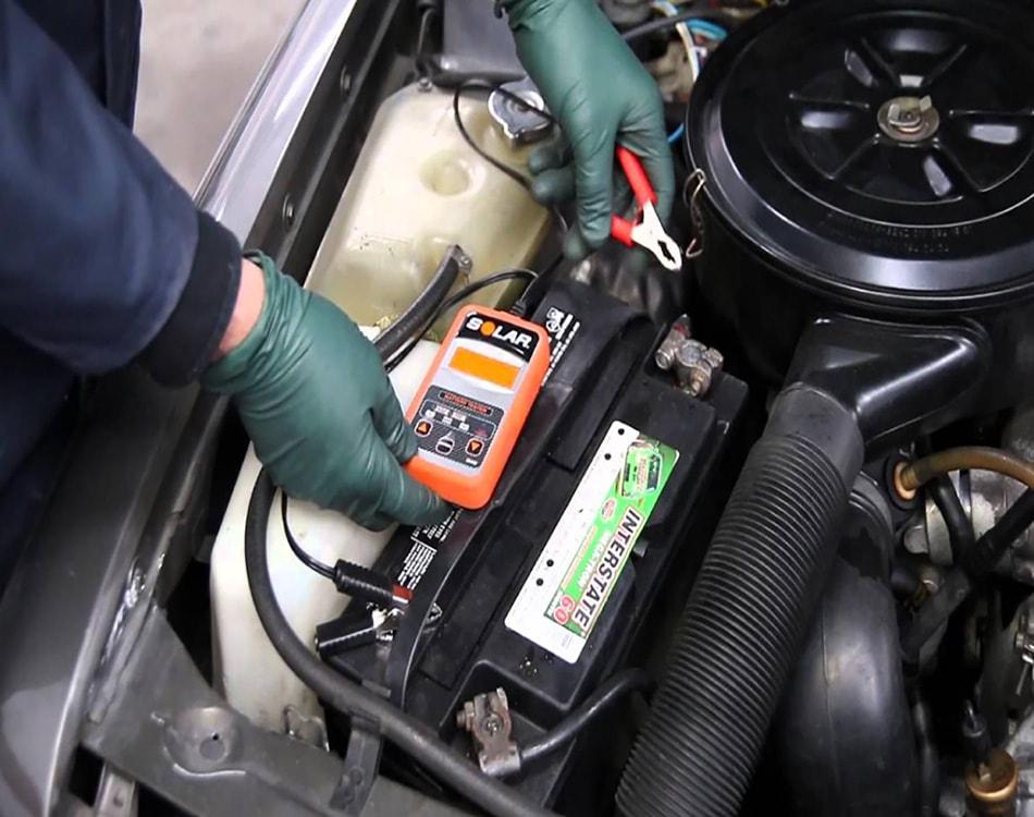 باتری اتومبیل و آشنایی با اجزای ساختاری این قطعه