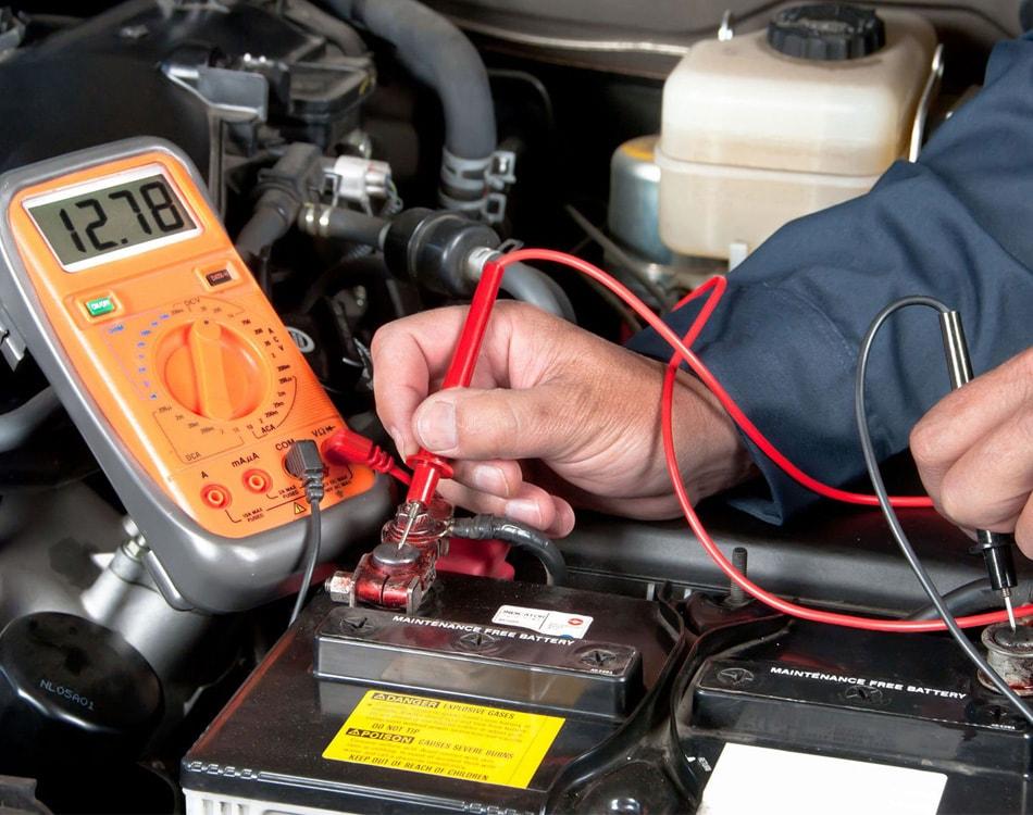عمر مفید باتری خودرو