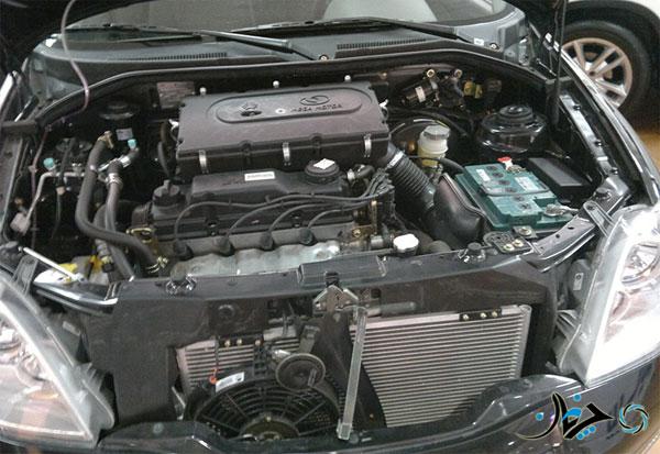باتری مناسب خودرو تیبا