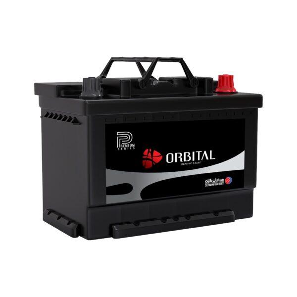 خرید باتری اوربیتال پریمیوم سپاهان 35 آمپر
