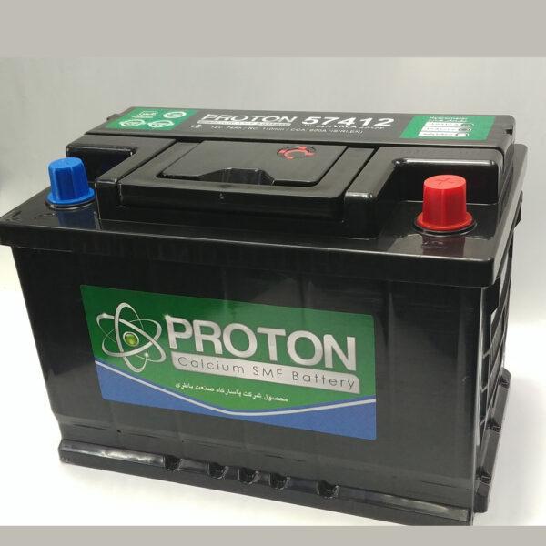 خرید باتری پروتون 74 آمپر