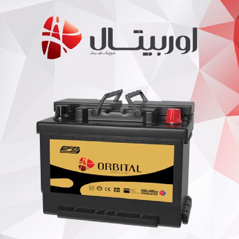 خرید باتری اوربیتال ای اف بی