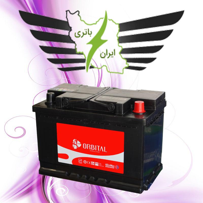 بهترین باتری ماشین