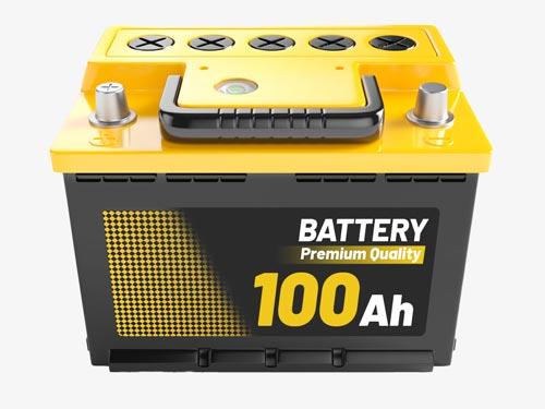 باتری ۱۰۰ آمپر
