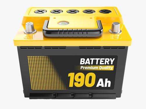 باتری ۱۹۰ آمپر