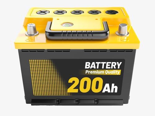 باتری ۲۰۰ آمپر