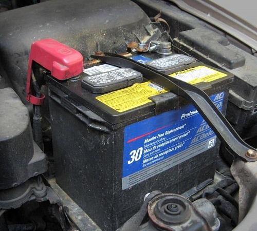باتری ماشین